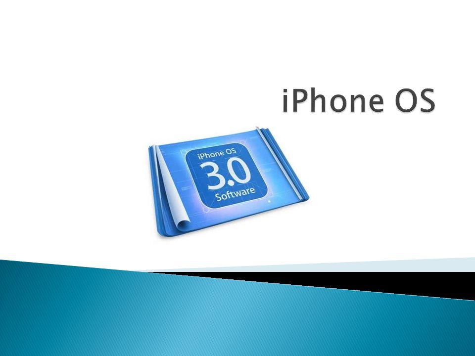  Apple készülékekre fejlesztették: ◦ iPhone ◦ iPodTouch  Unix alapokra épül  Nem kompatibilisa Mac OS X-el  2008-ban megjelent az iPhone SDK, így megnyíltak a lehetőségek a platformra történő fejelsztéshez 37
