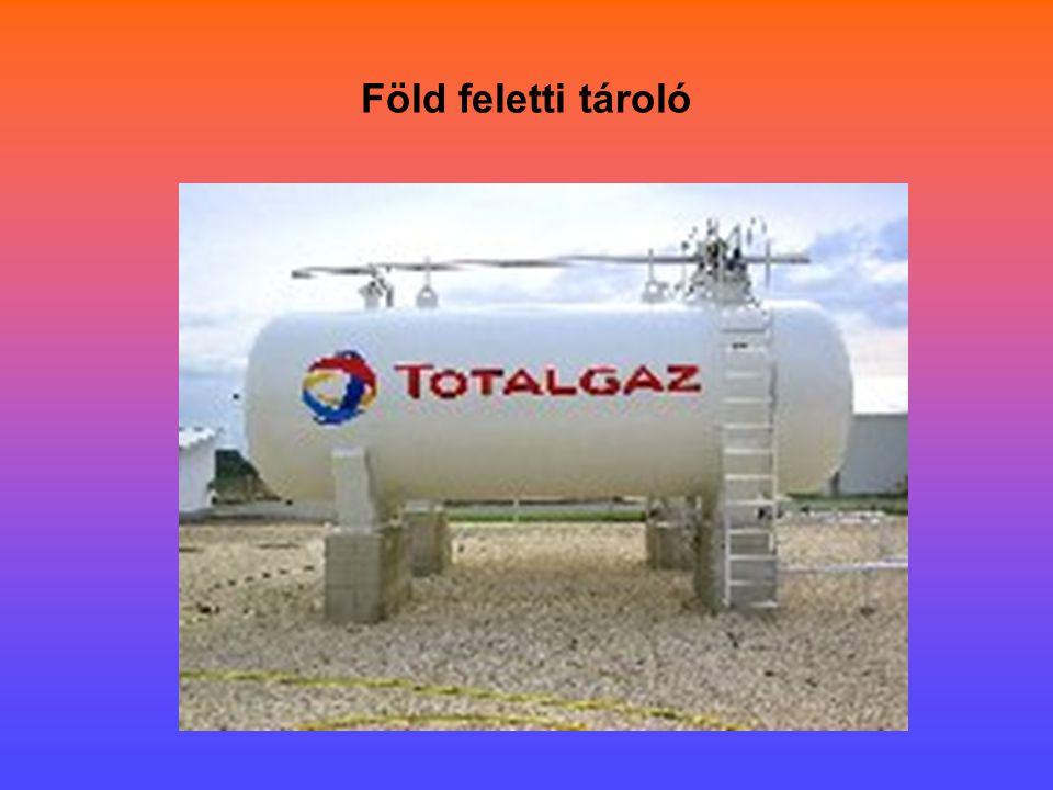 Gázvezetékek tervezése Amennyiben a gázvezeték fektetése esetén nem tart- ható a megfelelő védőtávolság, akkor védőcsőbe kell elhelyezni, aminek mindkét végére szaglókat kell elhelyezni.