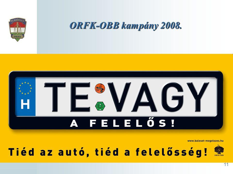 11 ORFK-OBB kampány 2008.
