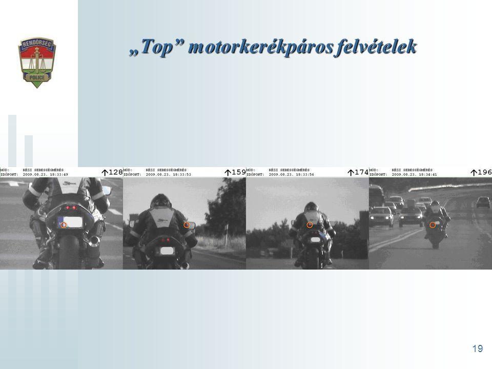 """19 """"Top motorkerékpáros felvételek"""