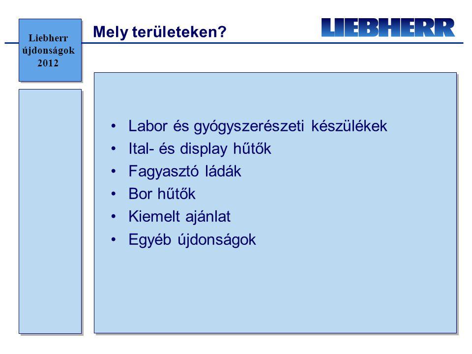 Labor- és gyógyszerészeti készülékek