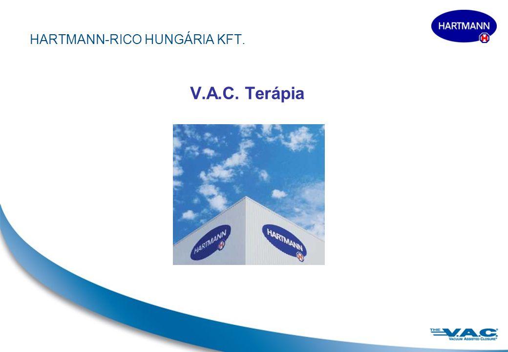 1 HARTMANN-RICO HUNGÁRIA KFT. V.A.C. Terápia