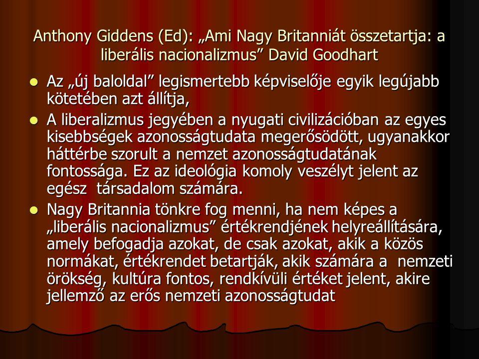 Miért különösen súlyos a helyzet Magyarországon?  1956- a nemzeti azonosságtudat, az összefogás, társadalmi kohézió diadala volt  A hatalom számára