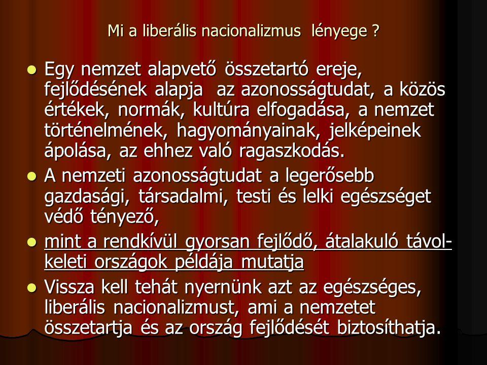 A magyar társadalom rendkívüli gazdagsága, sokszínűsége lehet a megújuló nemzeti azonosságtudat alapja:  Észak-dél, kelet és nyugat találkozik a génj