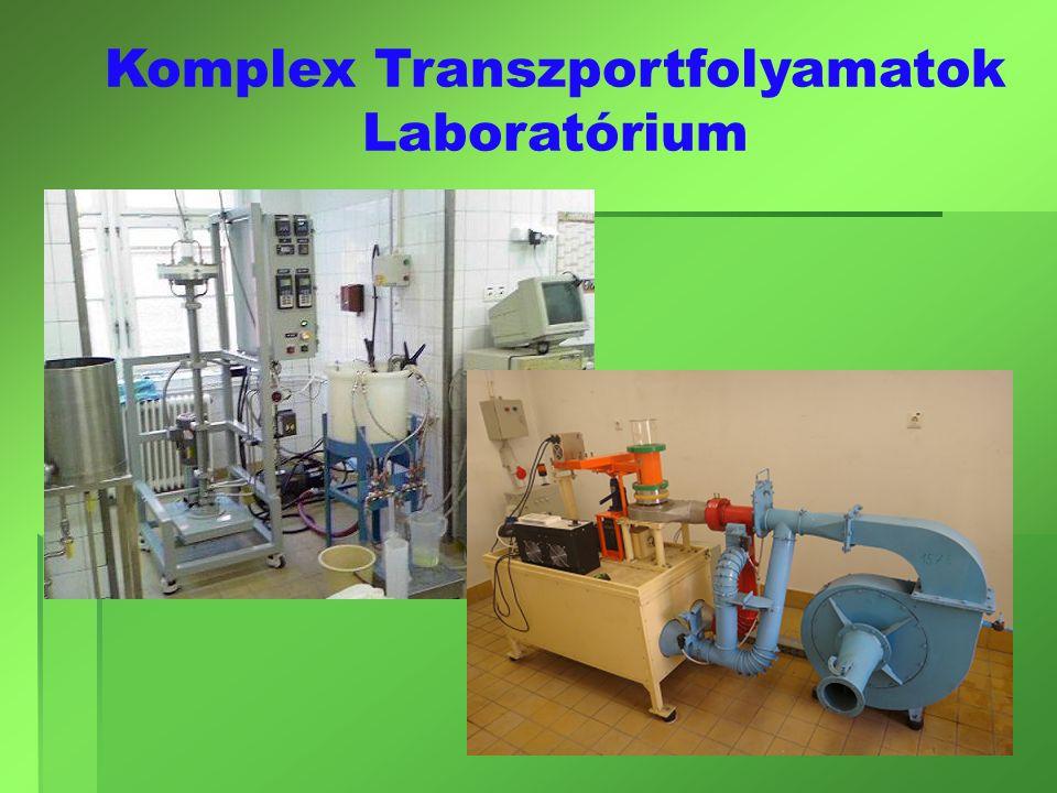 Komplex Transzportfolyamatok Laboratórium