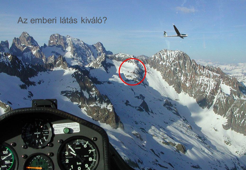A svájci mentőhelikopterek Flarmmal felszerelve