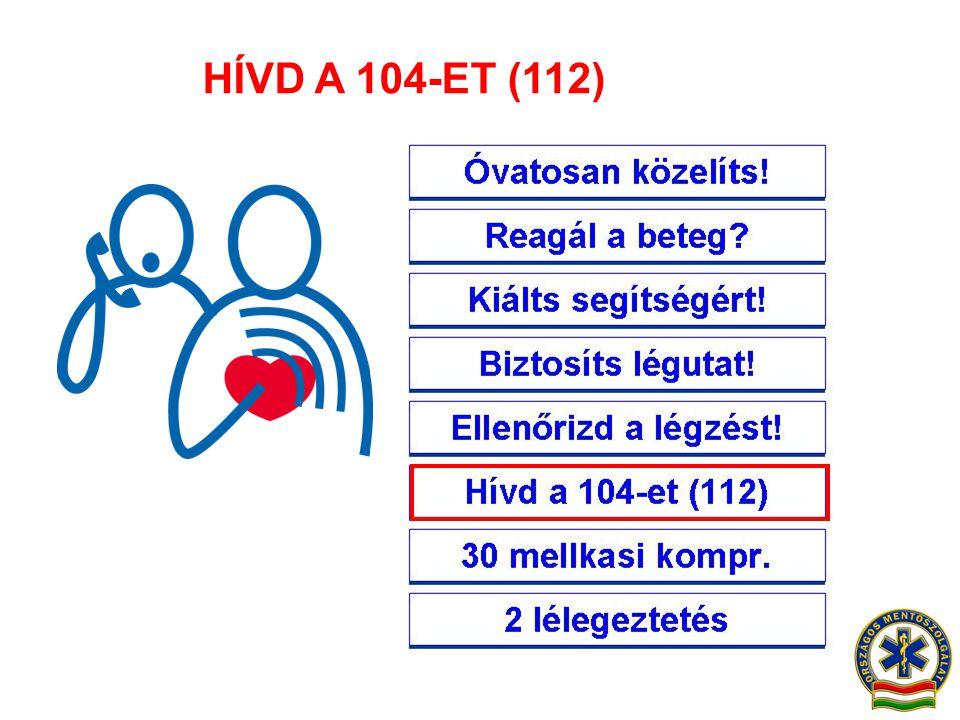 HÍVD A 104-ET (112)