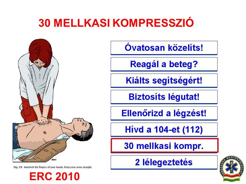 30 MELLKASI KOMPRESSZIÓ ERC 2010
