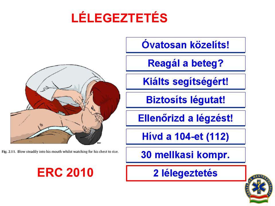 LÉLEGEZTETÉS ERC 2010