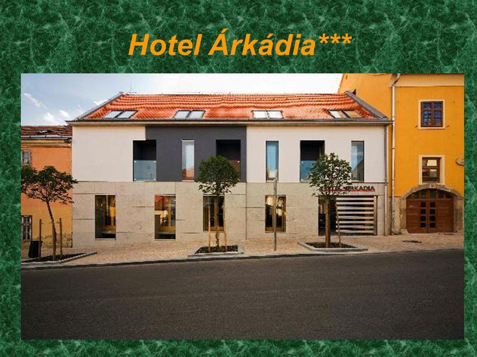 Hotel Árkádia***