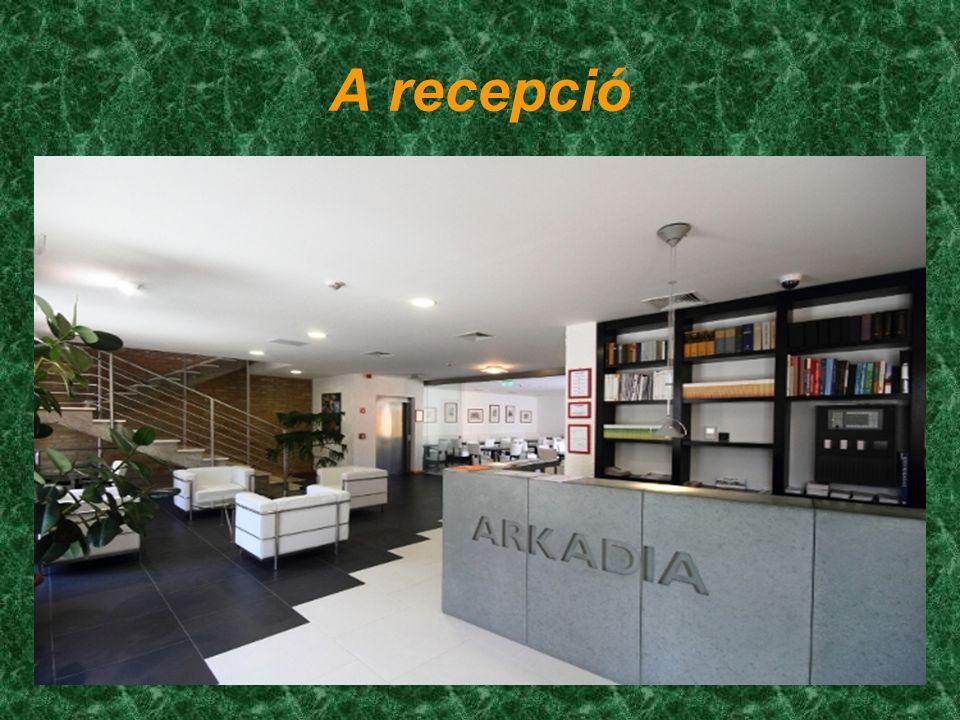 A recepció