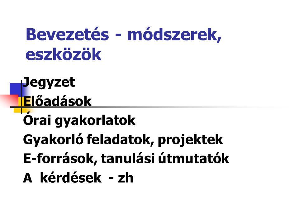 1.MIÉRT INFOKOM A FŐ PÉLDÁNK.