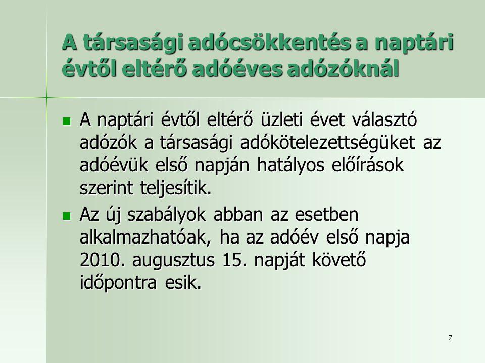 38 Külföldi pénznemben szerzett jövedelem forintra történő átváltásának szabályai Új szabály 2010.