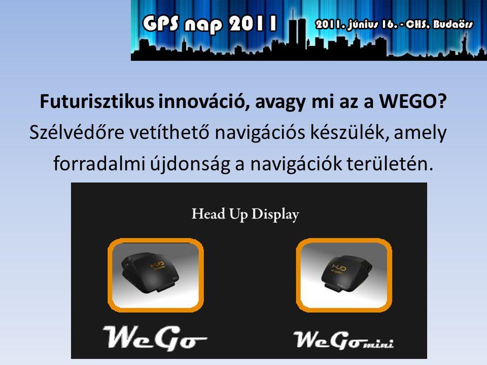 Futurisztikus innováció, avagy mi az a WEGO.