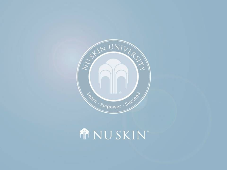 Galvanic Spa ™ System II This document is for use by Nu Skin Enterprises Europe staff and independent distributors.