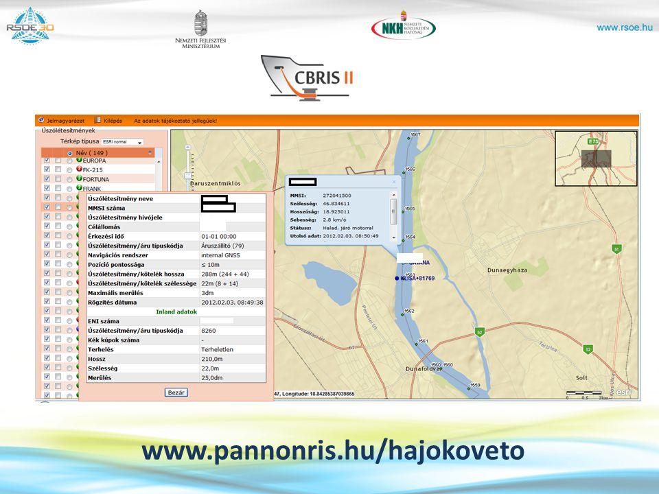 www.pannonris.hu/hajokoveto