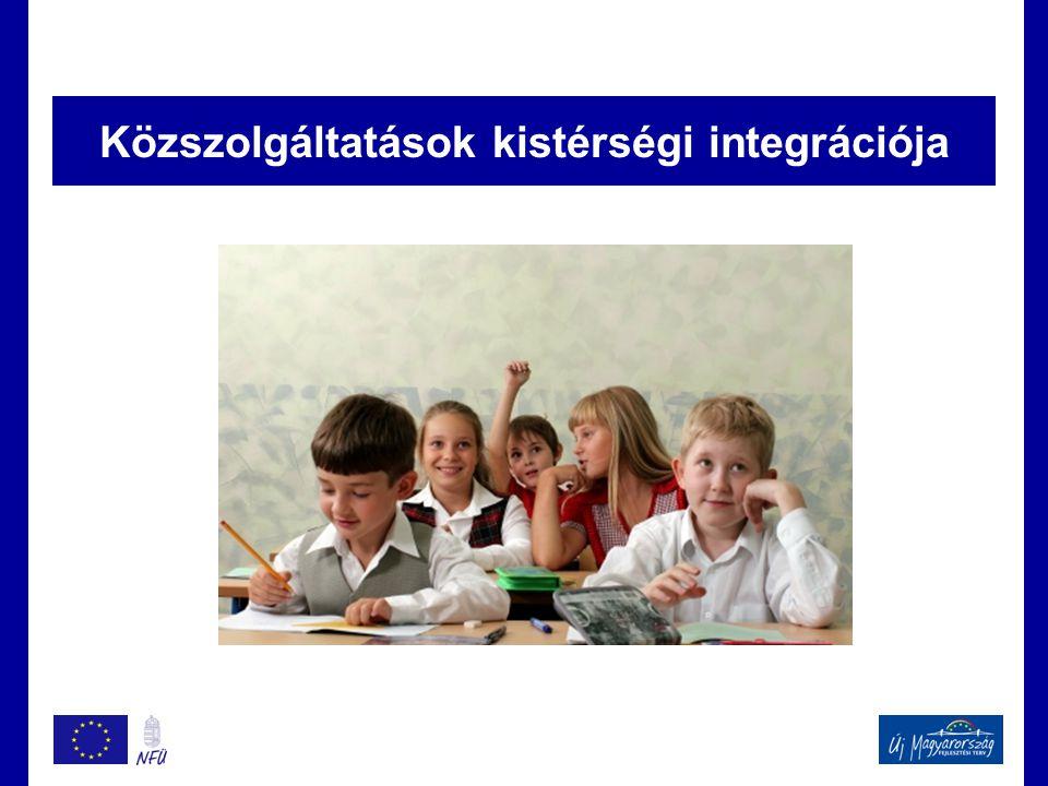 Közszolgáltatások kistérségi integrációja