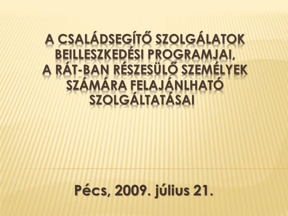 Pécs, 2009. július 21.