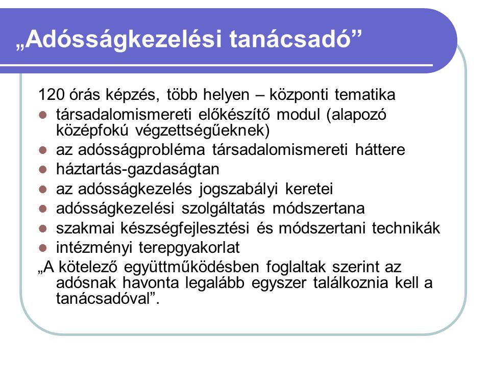 b.) Beilleszkedési program tartós munkanélküliek részére Szt.