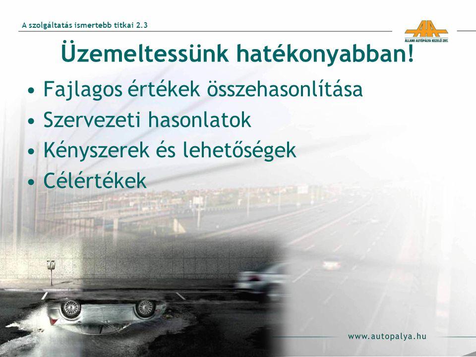 Büszkeségek - 4 E-matrica Virtuális matrica (SMS, Internet, bankkártya) Motoros matrica Contact center Amire büszkék vagyunk 5.4