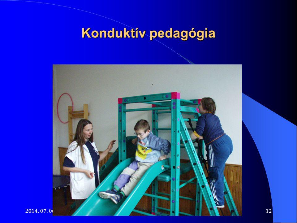 2014. 07. 06.12 Konduktív pedagógia