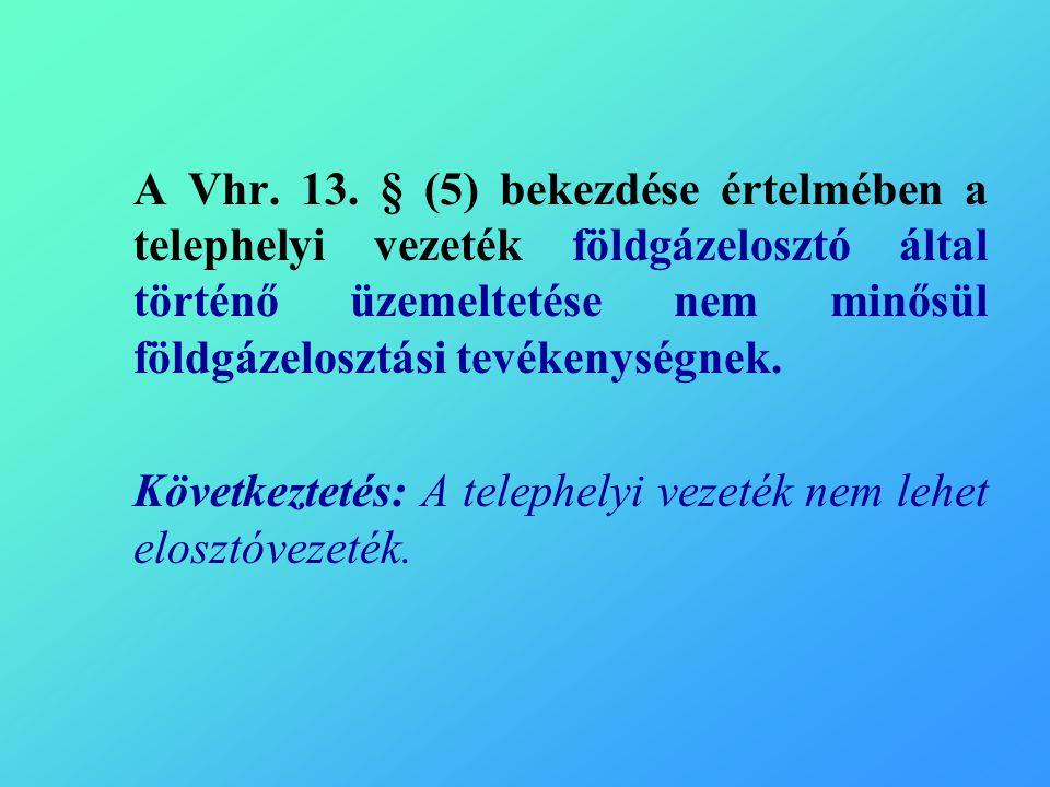A Vhr. 13.