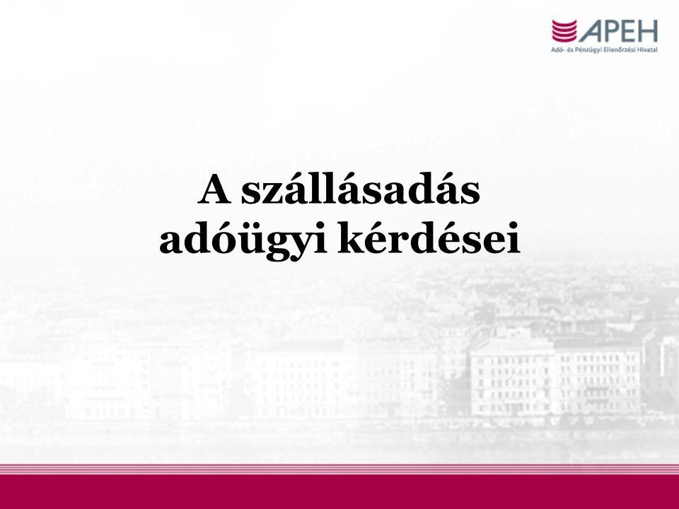 Adó, adóelőleg fizetés -A kifizetőnek nem kell adóelőleget levonnia a magánszemély által számlázott összegből – de nyilatkozattal kérhető az adóelőleg levonás -Az önálló tevékenységhez kapcsolódó jövedelem adóelőlegét negyedévente kell megfizetni a negyedévet követő hónap 12-ig -Tételes átalányadó fizetés 12