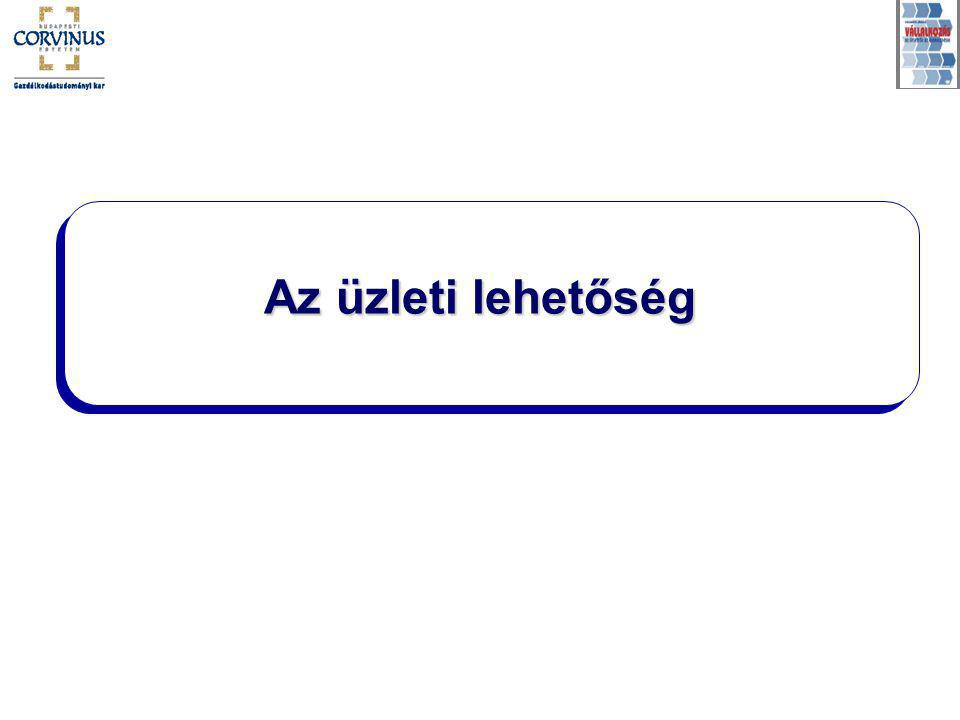 2008.12.05.Vecsenyi János: Üzleti lehetőség, üzleti modell és az üzleti terv44 Az üzleti terv meghatározása I.