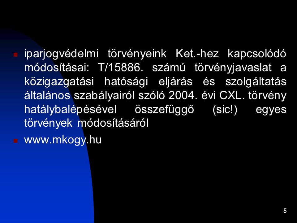 36 I.e) Jogorvoslatok 7.