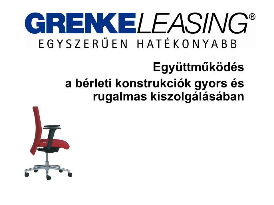 A GRENKELEASING Európában 30 éves nyugat-európai tapasztalattal rendelkezik az IT lízing/bérlés területén.
