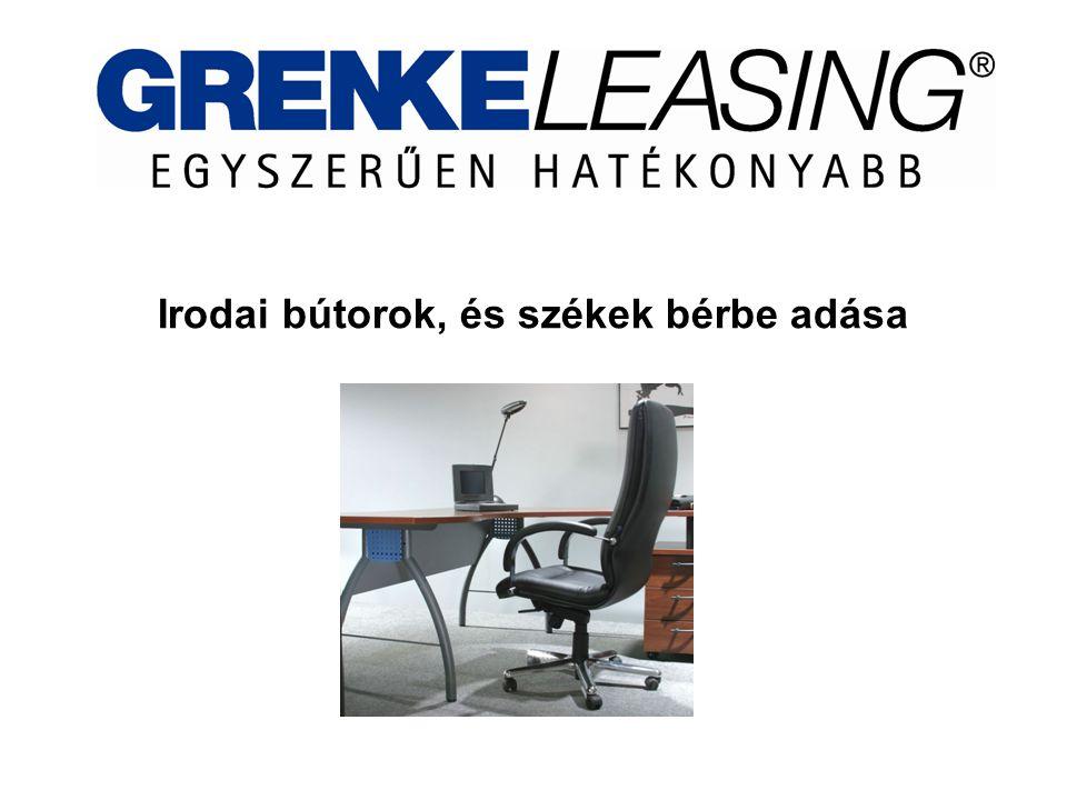Irodai bútorok, és székek bérbe adása