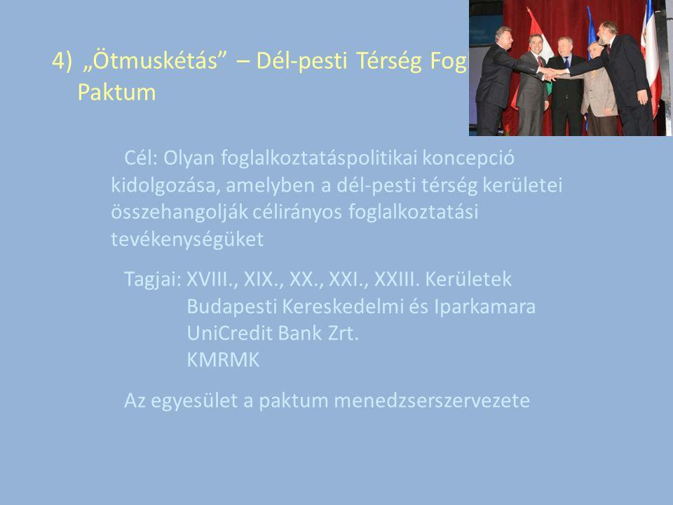 5) Civil együttműködés XVIII.