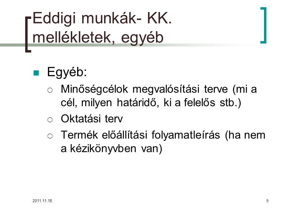 2011.11.18.9 Eddigi munkák- KK.