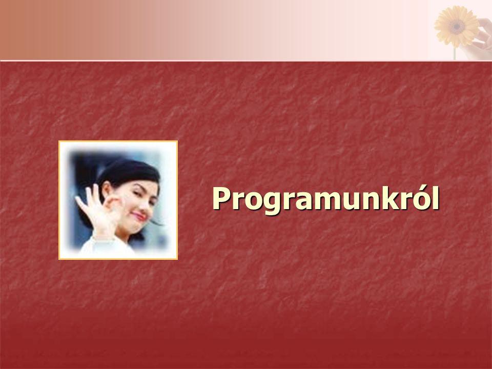 Programunkról