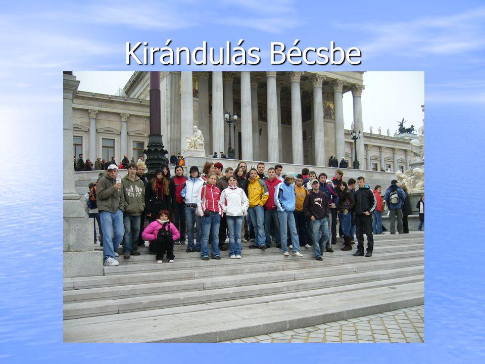 Kirándulás Bécsbe