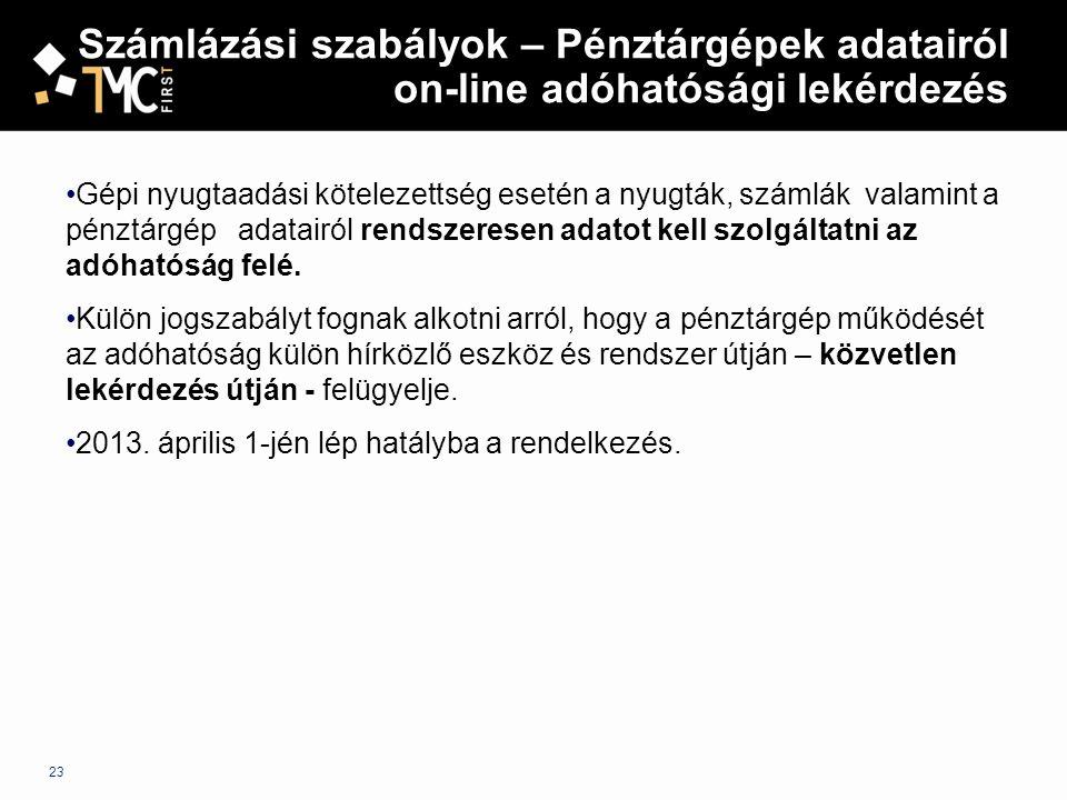 Tartalom ÁFA -B ELFÖLDI ÖSSZESÍTŐ JELENTÉS -P ÉNZFORGALMI ADÓZÁS -F ORDÍTOTT ADÓZÁS ( HÚSIPAR ) -S ZÁMLÁZÁS -Ü ZLETÁG - ÉRTÉKESÍTÉS -A DÓLEVONÁS