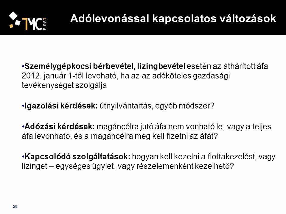 Tartalom HIPA - ADÓALAP - CSÖKKENTÉS KORLÁTOZÁSA -B EVALLÁS - E LŐLEG - F ELTÖLTÉS