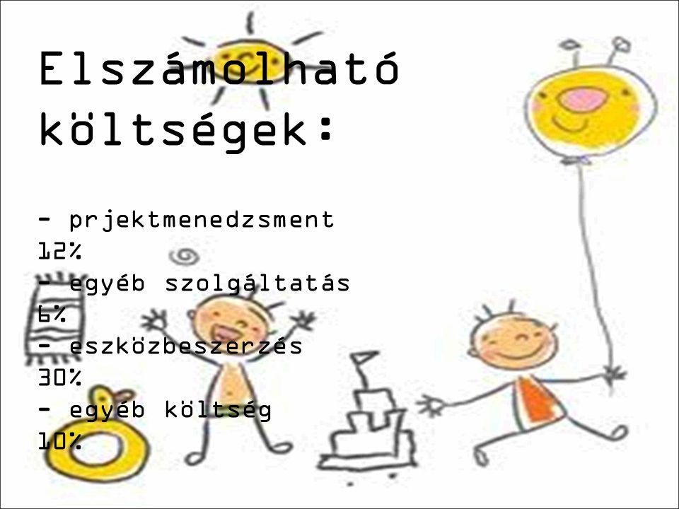 A projekt: -kezdése2013.01.01.- befejezése2014.06.30.