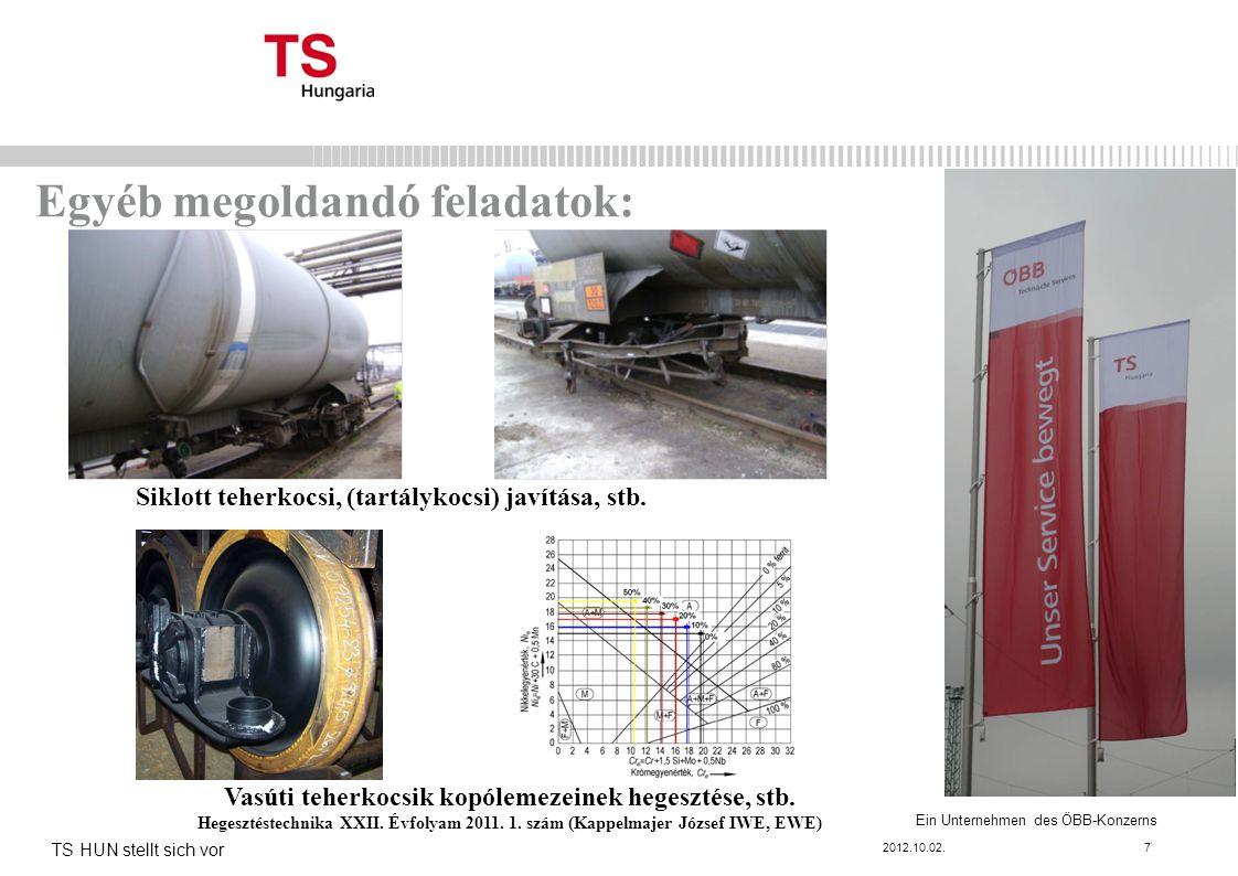 Ein Unternehmen des ÖBB-Konzerns 2012.10.02.