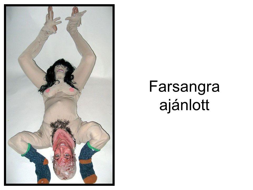 Farsangra ajánlott