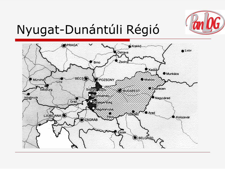 Nyugat-Dunántúli Régió