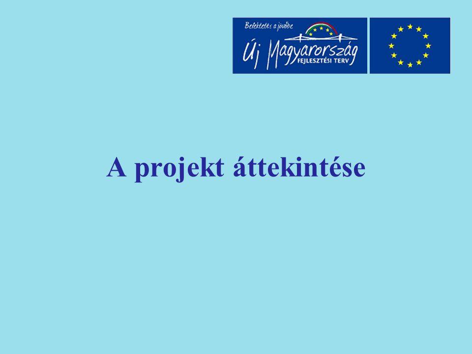 3 Projekt-áttekintés Komplex városközpont rehabilitáció : -Rendezett és egységes arculat -Települési zöldfelületek bővítése -Közösségi szolgáltatások bővítése (rendezvénytér, játszótér, sportpálya) -Városi szolgáltatások fejlesztése (parkolók, szelektív hulladékgyűjtés)