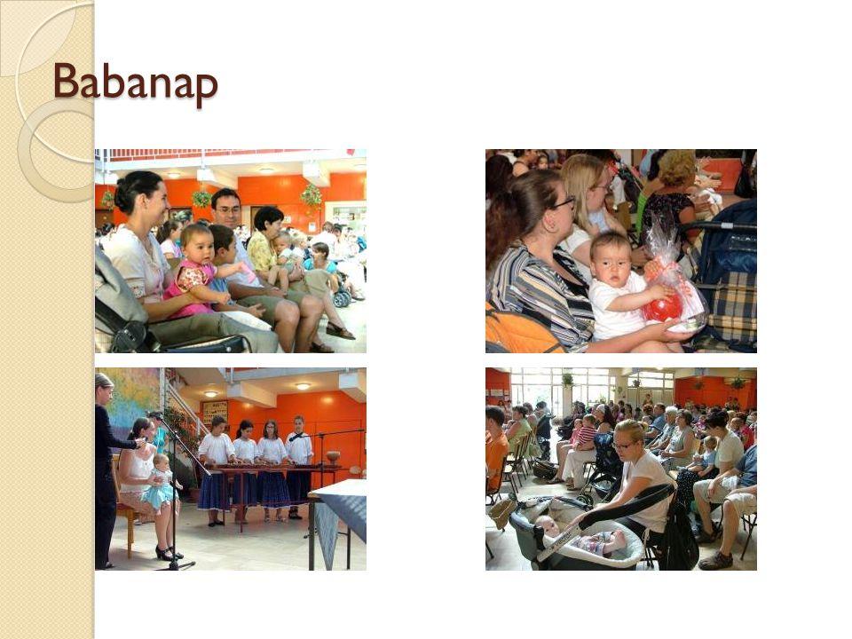 Egyesület nyári tábora Közel 700 gyerek fordult meg a nyári táborban 7 hét alatt.
