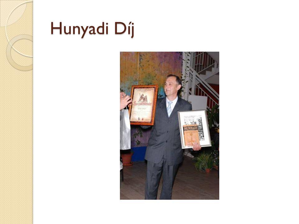 Hunyadi Díj