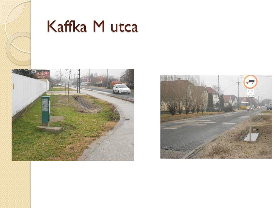 Kaffka M utca