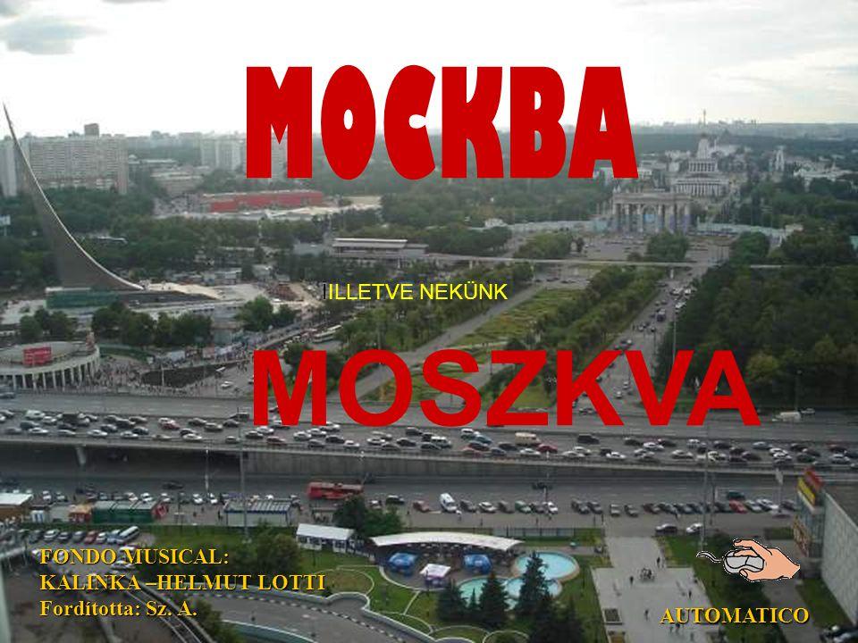 A MOSZKVAI NAGYSZÍNHÁZ (BOLYSOJ TYEATR)
