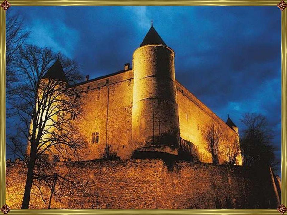 A kivilágított vár