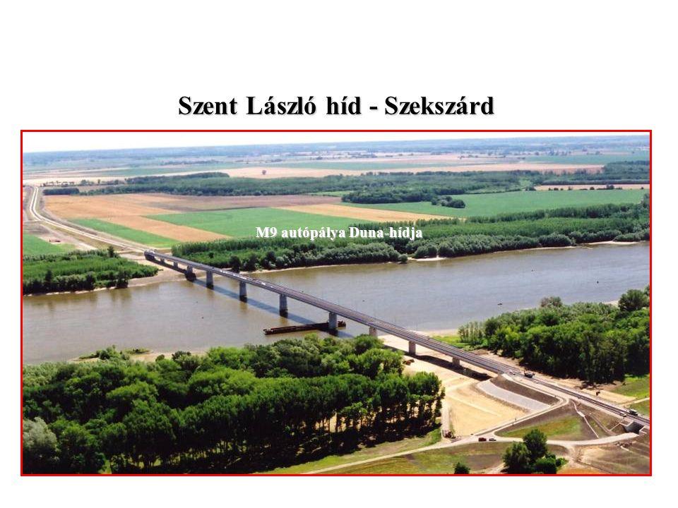 M9 autópálya Duna-hídja