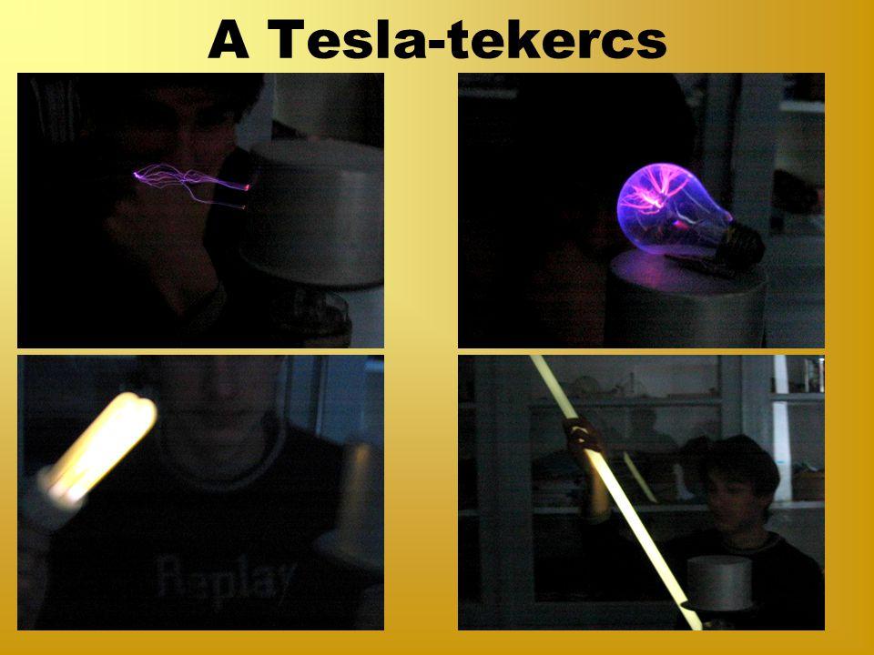 A Tesla-tekercs