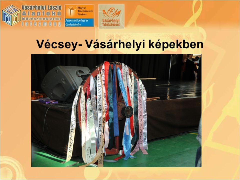 Vécsey- Vásárhelyi képekben
